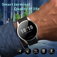 2016 Hot Selling PKI security token Custom Smart Wrist Watch Men and Women Watches
