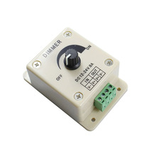 12/24v DC Small dimmer switch PCB LED manual switch