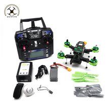 DIY FPV 180 Racing Drone with FS-I6 Transmitter