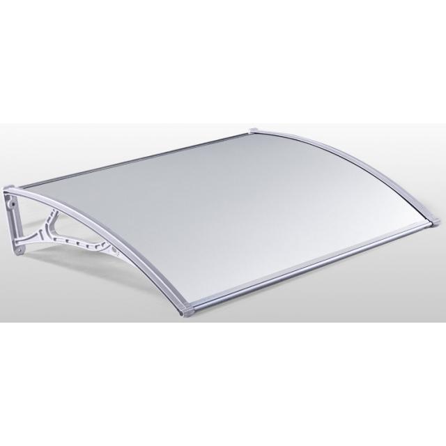plastic sun rain shelter awning bracket doors canopy