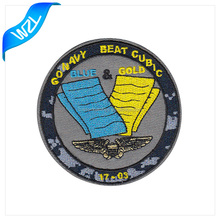Wholesale Polo Garment Accessories Custom Embroidered Patch