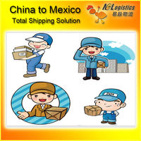 door to doors shipping services to Mexico