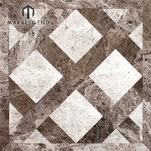 new modern natural flooring marble pattern design