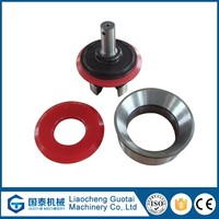 oil well drilling mud pump valve rubber