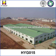 Industrial steel structure workshop prefab factory building