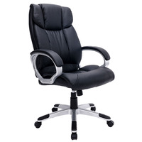 NOVA office desk and chair /leather office chair office chair with footrest