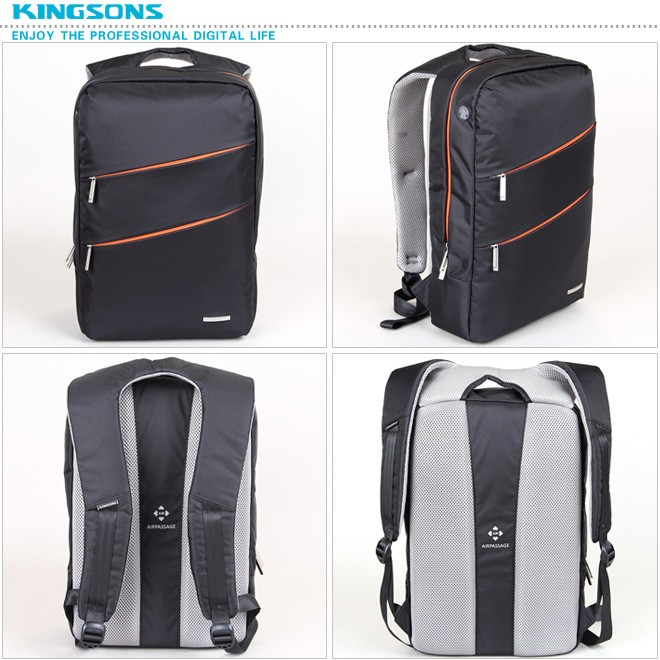 Kingsons fashionable laptop bags,warranty quality bag for laptop,backpack laptop bags