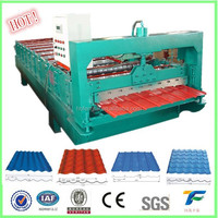 most popular and roof use hydraulic portable metal roofing roll forming machine