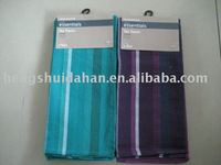 cheap yarn dyed tea towel manufacture