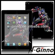 High quality vinyl decal skin for ipad