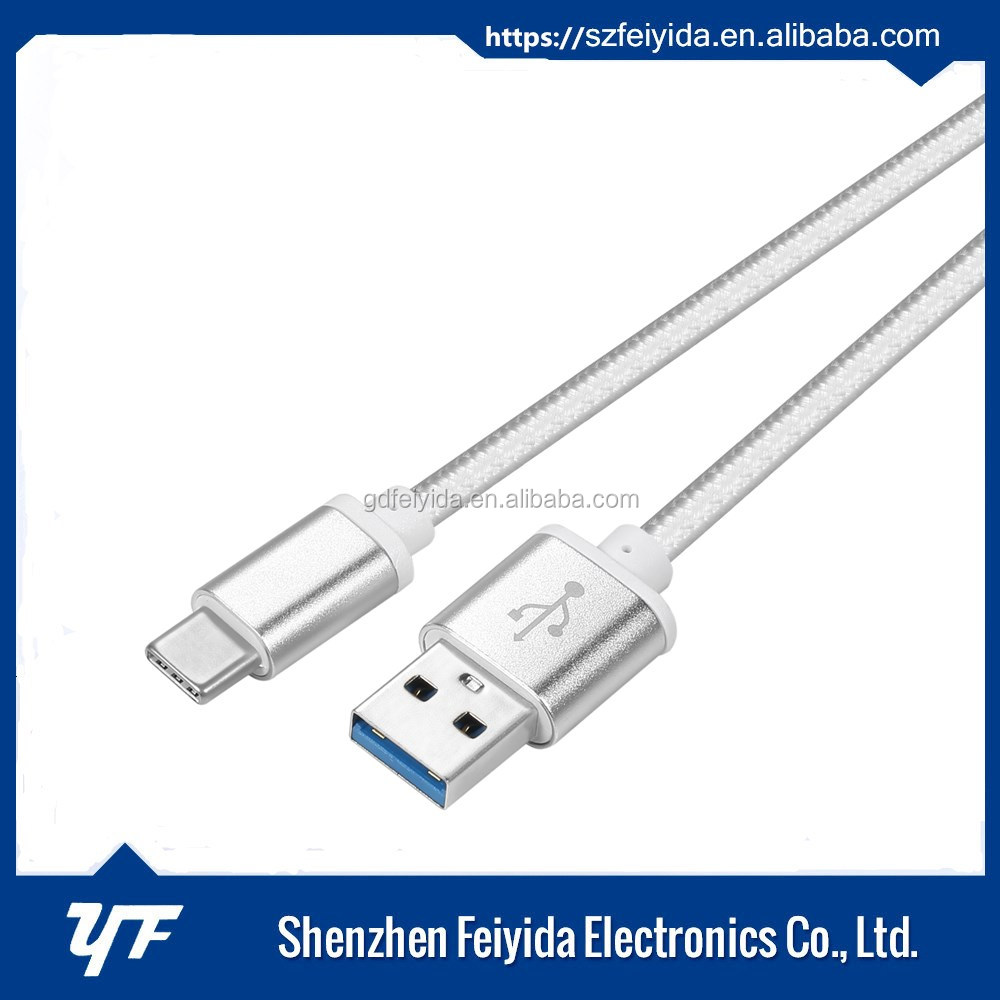 Super speed USB 3.1 type c usb cable TYPE C charging data Cable for nokia N1 & mobile