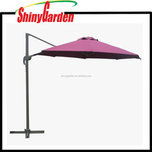 Fancy Rotating Roman Garden Umbrella,parasol