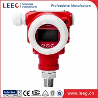 intelligent direct mount pressure transmitter