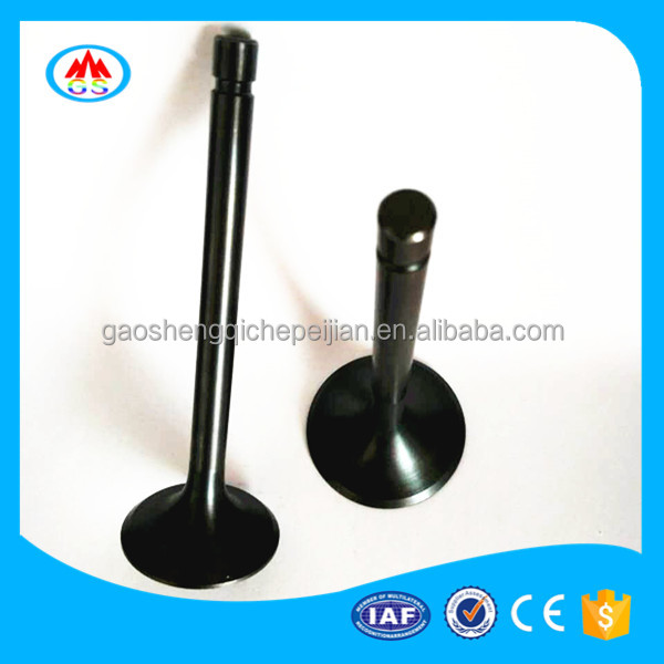 Motorcycle spare parts gasoline engine valve for Honda C65 C70 Cd70