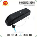Wholesale rechargeable battery 15ah 48v downtube battery with BMS