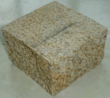 chinese cheap g682 granite yellow stone 30x30 yellow stone paver