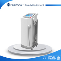 Special Promotion!!! Top sale 808nm hair removal beauty salon equipement 808nm diode laser hair removal instrument