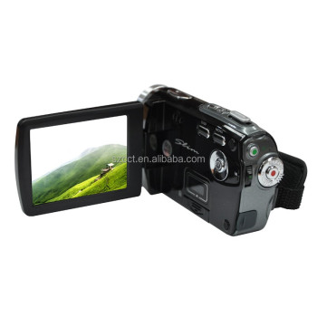 cheap gift disposable digital video camera, mini camcorder with COMS up to 20 MP
