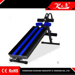 2015 new product sit up bench weight height adjustable bench home sit up exercise equipment