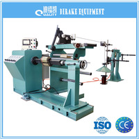 Super Enamelled Copper Wire Cable Coiling Machine