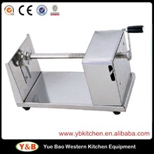 Potato Twister/Fast Food Equipment Stainless Steel Potato Twister