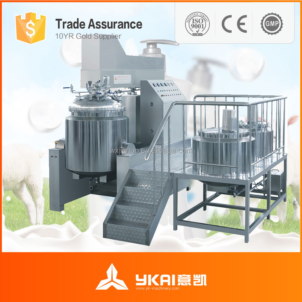 margarine/mayonnaise/shampoo/detergent making machine/mixing machine/manufacturing equipment