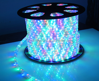 IP68 outdoor and indoor decoration led rope light waterproof led string light