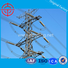 self supporting lattice tower for power transmission