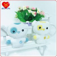Wholesale hot selling little bunny rabbit plush keychain china baby toy manufacturer (PTAL1608028)