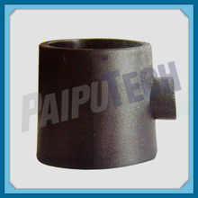 Plastic Pipe Fitting PE100/HDPE/PE Reducing Tee for Water Line
