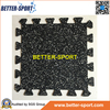 gym rubber floor mat, rubber tile for gym floor