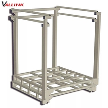 moveable steel warehouse stacking rack steel coil storage rack