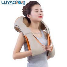 LY-803N Hot new infrared kneading electric back neck shoulder massager
