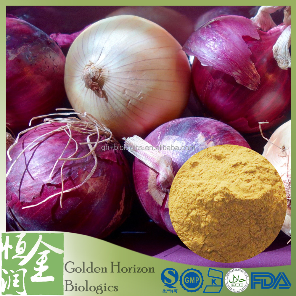 100% Natural Oion P.E./Allium Cepae Extract Powder/Onion Peel Extract