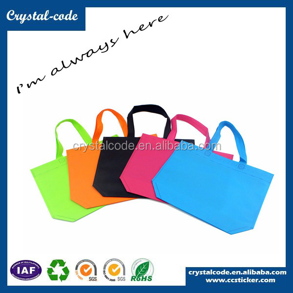 Fashionable Oversize Non Woven Laminated Promotion Fabric Bag