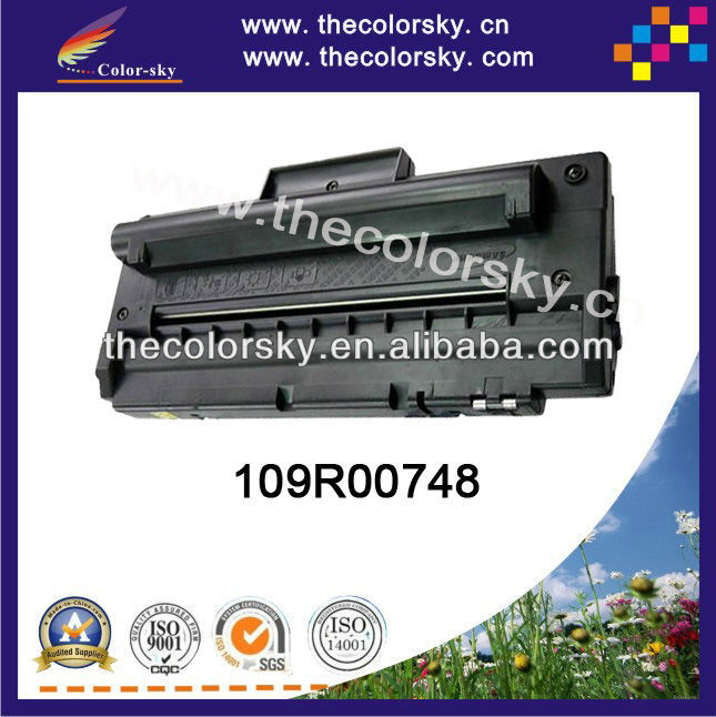 (CS-X3116) compatible toner printer cartridge for Xerox Phaser p3116 p-3116 p 3116 109R00748 (3000 pages)
