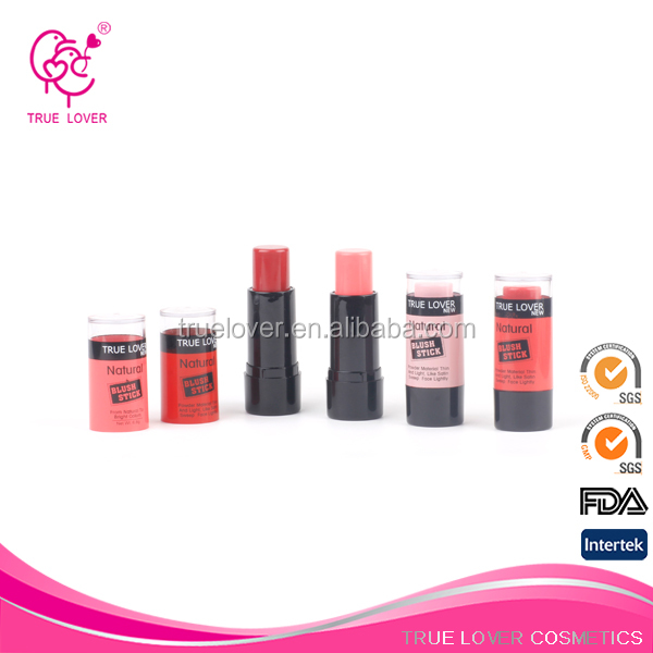 high quality discount customized fashion design kiss beauty blusher