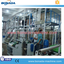 SJ55-900 single layer polythene pe film extrusion machine nylon film blowing machine hdpe ldpe blowing film machine