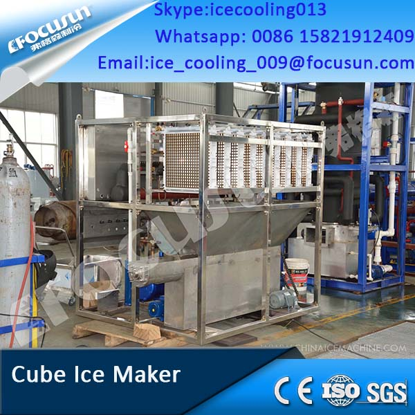Top Sales Commercial Industrial Ice Cube Maker