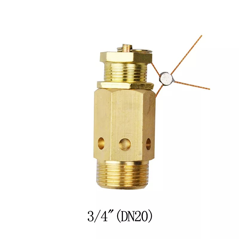 Brass pressure regulating valve for air compressor,steam boiler spring type