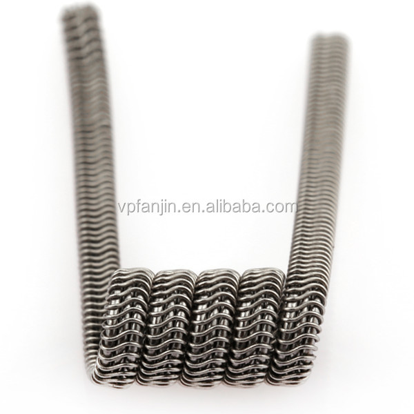 Demon Killer pre-built coil wire, the best vaping wires 7 in 1 violence coil from vapors paradise