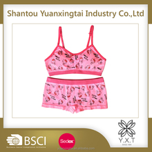 Customized Design Seamless Young Girl Underwear