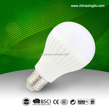 alibaba Good Quality low price 5W E27 led light bulb China with CE