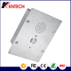 Rugged Embedded telephone KNZD-11 emergency SOS telephone Stainless Steel Telephone