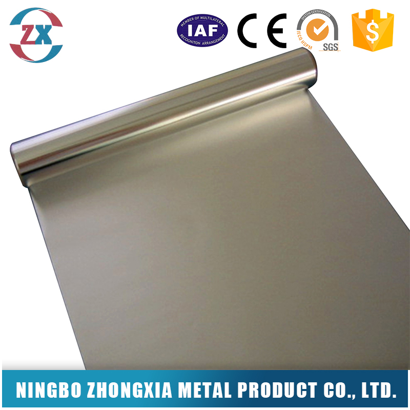 Promotional top quality foil from aluminum