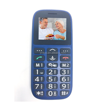 CE and Rohs senior citizen mobile phone, large button big loud mobile for old people