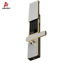 High-end house security system biometric i Touch smart home APP control electronic digital fingerprint door lock