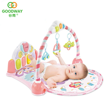 Wholesale Plastic Musical Carpet Play Mat Toy Baby Activity Gym
