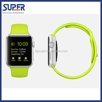 For Iwatch band replacement , silicone watchband strap, for iwatch watchband