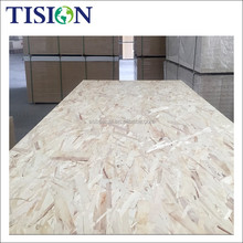OSB 3 for construction with 9mm 12mm 15mm,1220*2440 furniture structural OSB,the linyi osb for house/construction with 6-25mm
